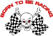 born to be racing